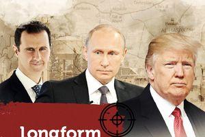 Nội chiến Syria: Bàn cờ đấu trí giữa các cường quốc