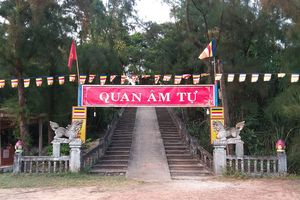 Quảng Bình: UBND xã 'vô tư' san phẳng di tích chùa Quan Âm