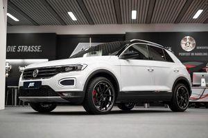 Volkswagen T-Roc uy lực hơn sau khi 'qua tay' ABT Sportline