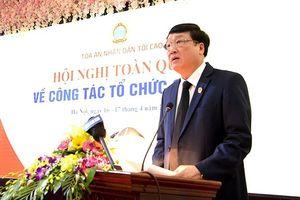 Ngành Tòa án tiếp tục đẩy mạnh cải cách chế độ công vụ, công chức