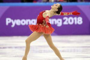 VĐV 15 tuổi của Nga gây ấn tượng trên sàn trượt băng nghệ thuật