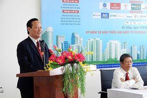 Nhiều doanh nghiệp đến dự triển lãm Vietbuild rồi mua đất ở Đà Nẵng!