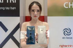 Sony Xperia XZ2 cập bến thị trường Việt giá gần 20 triệu đồng