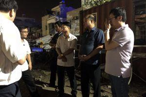 Đà Nẵng bắt quả tang nhiều công trình xả thải trái phép