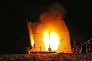 Syria bắn hạ 71 tên lửa Mỹ-Anh-Pháp: Nga phóng đại hay 'màn dạo đầu' của Washington?