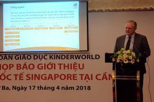 KinderWorld (Singapore) xây trường quốc tế ở Cần Thơ