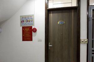 Hà Nội: Nếu xảy ra cháy tại các chung cư mini, điều gì sẽ xảy ra?