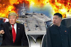 Mỹ tấn công Syria, gửi 'lời cảnh báo' đến Triều Tiên?