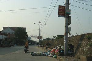 Đức Thọ (Hà Tĩnh): Xã nông thôn mới đối mặt với rác thải