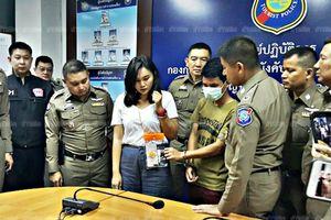 Thái Lan bắt nhóm cướp tài sản người Việt, Campuchia ở lễ hội té nước