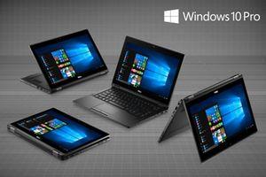 Dell Latitude 2-in-1: thiết kế mới, cấu hình nâng cấp