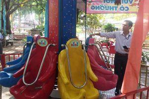 Đề nghị phạt chủ khu vui chơi khiến 2 trẻ em bị thương 30 triệu