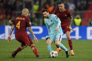 Barca sắp có cơ hội trả thù AS Roma
