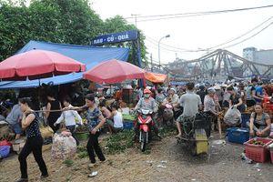 Chợ đầu mối ở Hà Nội: Hoàn thiện chính sách thu hút đầu tư