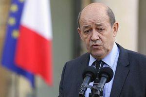 Pháp tuyên bố: Syria sẽ không còn có thể sản xuất VKHH