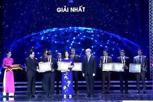 Nhiều giáo viên đoạt giải thưởng Sáng tạo Kỹ thuật toàn quốc