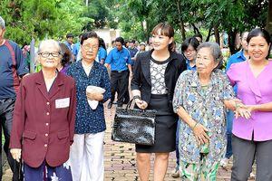 Tạo dựng sàn an sinh xã hội cho người cao tuổi