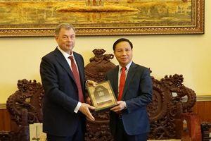 Tỉnh Kaluga (Nga) mời gọi các nhà đầu tư nuôi tôm Việt Nam