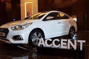 Phân khúc sedan hạng B, Hyundai Acent 2018 liệu có xứng tầm đối thủ với Toyota Vios?