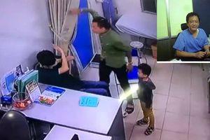 Bác sĩ Bệnh viện Xanh Pôn bị đánh: 'Hành hung bác sĩ giữa Thủ đô mà không bị xử lý là sao'