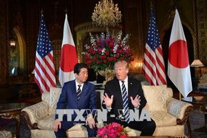 Hội nghị thượng đỉnh Mỹ- Nhật Bản tập trung vào các vấn đề Triều Tiên và thương mại