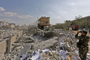 Tình báo Israel đánh giá cuộc không kích của Mỹ ở Syria thất bại