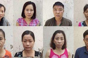 Khởi tố 8 bị can trong đường dây lô đề 'khủng' ở Hà Tĩnh