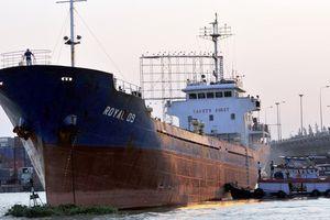 Xác định nguyên nhân tàu Royal 09 va vào cầu Đồng Nai