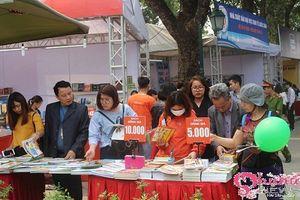 Khai mạc Ngày sách Việt Nam lần thứ 5 tại Hà Nội