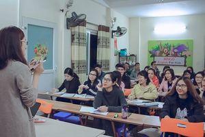 Hào hứng với lớp học Tiếng Anh miễn phí giữa thủ đô