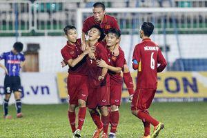 Không tạo được bất ngờ, U19 Việt Nam thua đậm U19 Mexico