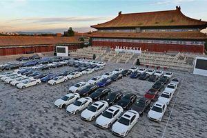 Trung Quốc 'hạ thành' đón sản xuất ô tô ngoại