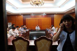 Bầu Đức vắng mặt trong cuộc gặp của VFF với lãnh đạo Bộ VHTTDL