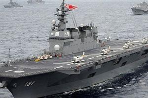 Thông điệp quân sự mới của Nhật Bản