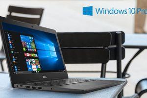 Latitude 3490: Laptop doanh nhân 'siêu' bảo mật