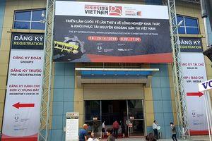 Triển lãm Mining Vietnam 2018 mở ra nhiều cơ hội cho ngành khai khoáng