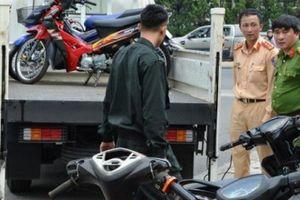 Lâm Đồng: Đua xe trái phép, 32 đối tượng bị triệu tập