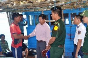 Ngư dân tố bị tàu nước ngoài dùng vũ lực cướp tài sản ở Hoàng Sa