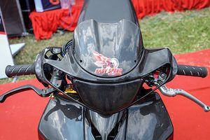 Xe máy Yamaha Z125 độ hơn 800 triệu tại Sài Gòn