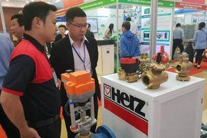 Hơn 200 doanh nghiệp tham dự HVACR Vietnam 2018