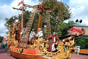 'Lễ hội cướp biển – Pirate Festival' tại Thiên Đường Bảo Sơn