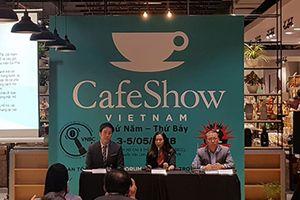Hơn 100 Doanh nghiệp tham dự Café Show Việt Nam 2018