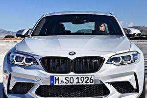BMW M2 Competition 2019 chính thức lộ diện