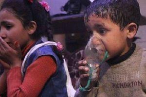 Sự thật về vụ tấn công hóa học ở Syria được phơi bày