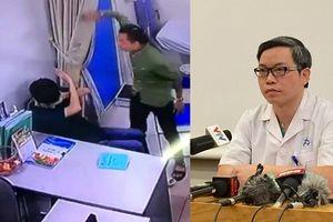 Sợ bị trả thù, bác sĩ bị đánh ở Bệnh viện Xanh Pôn từng có ý định bãi nại