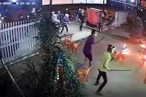 Truy bắt nhóm thanh niên chém chết người sau cuộc nhậu