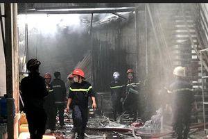 Liên tục xảy ra cháy lớn tại nhiều công ty, khách sạn