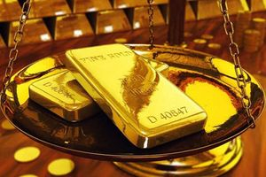 Giá vàng lại bật tăng đứng ở mức cao nhất tuần