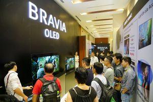 Sony ra mắt bộ đôi ti vi A8F và X9000F với công nghệ Acoustic Surface độc quyền