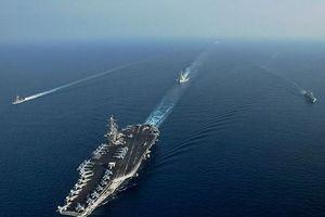 Hải quân Trung Quốc trỗi dậy thách thức Mỹ: Quá nhanh, quá nguy hiểm